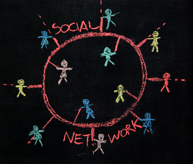 social networking © rmarinello - Fotolia.com