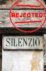 dreamstime silenzio reject