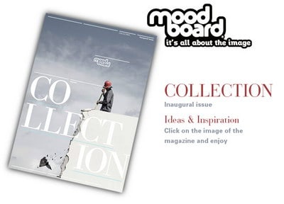 © moodboard   Collection magazine