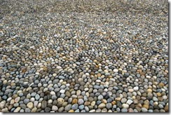 cobblestone paving texture