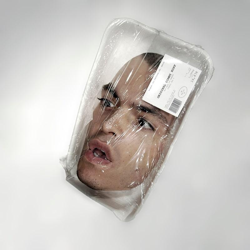Human face price tag