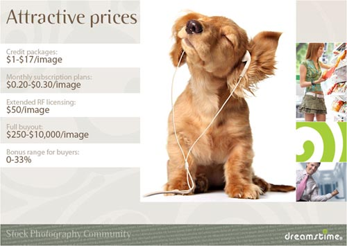 dreamstime attractive prices