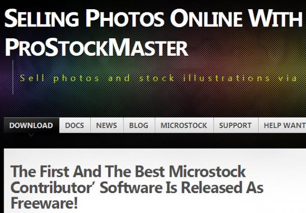 prostockmaster new homepage