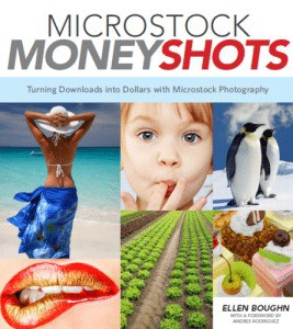 Ellen Boughn - microstock money shots - cover
