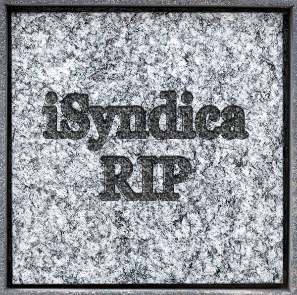 iSyndica RIP