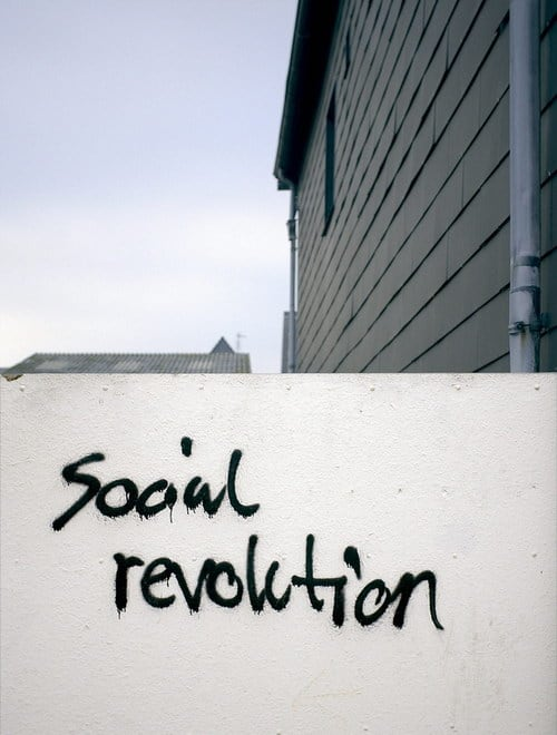 social revolution by nectar photocase.com