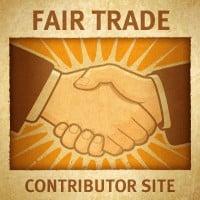 fair trade logo from GL