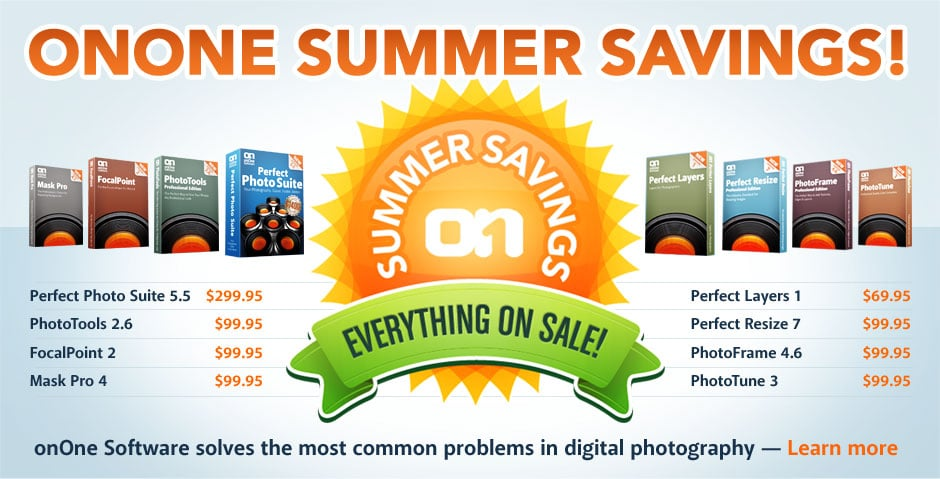 Onone software discount coupon codes