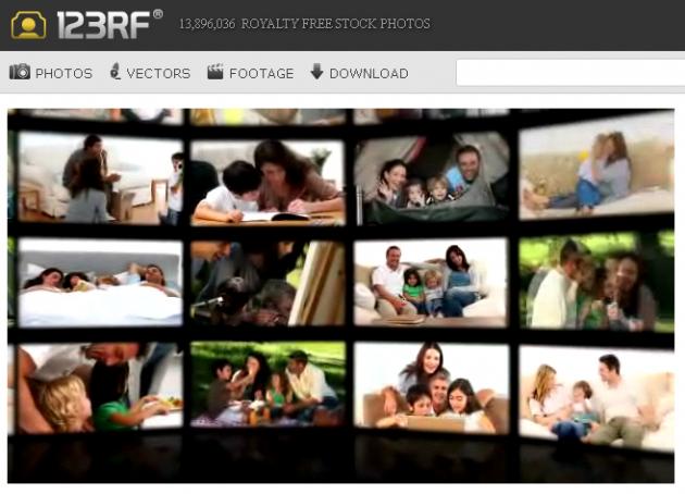 123rf footage