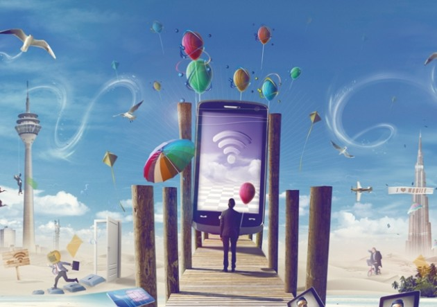 "TEN Collection by Brice Chaplet, alias Xerty, sul tema ""Mobile"" | Fotolia"