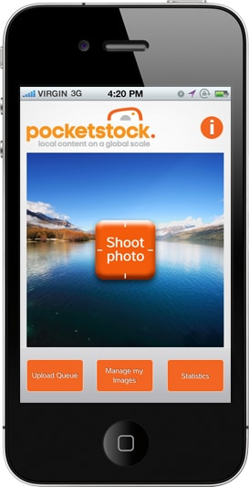 pocketstock app