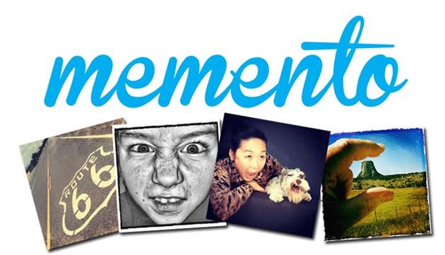 blend images memento collection