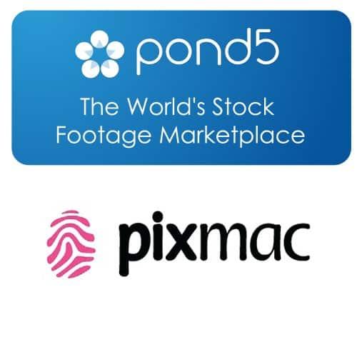 pond5 acquires pixmac
