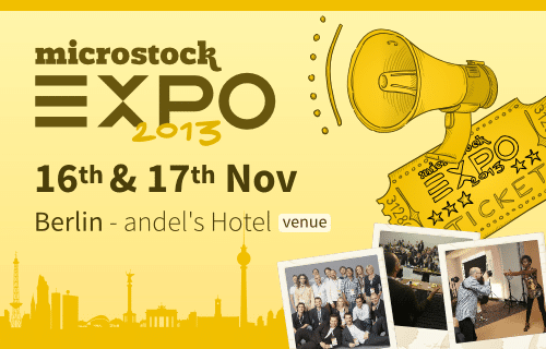 MEXPO Microstock Expo 2013 Announced
