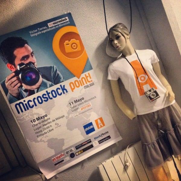 microstock point malaga 2013