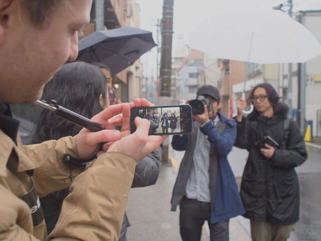 EyeEm is a mobile photo sharing app and community