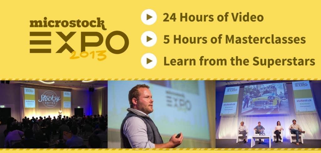 Microstock Expo Videos