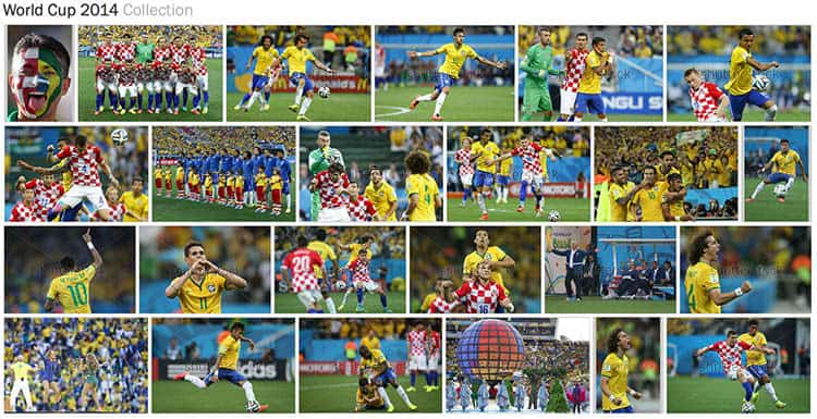 Exclusive World Cup Photos from Shutterstock