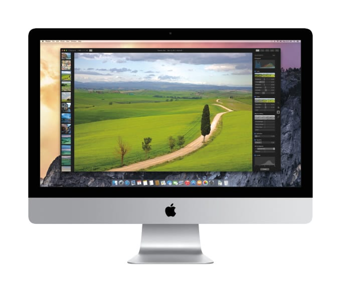 Photos on OS X Yosemite