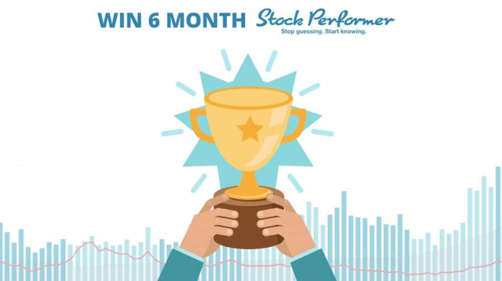 Win 6 months of free analytics with MyStockPhoto