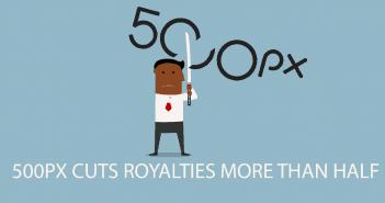 500px cut royalties
