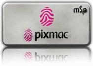 pixmac logo