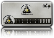 The3DStudio logo