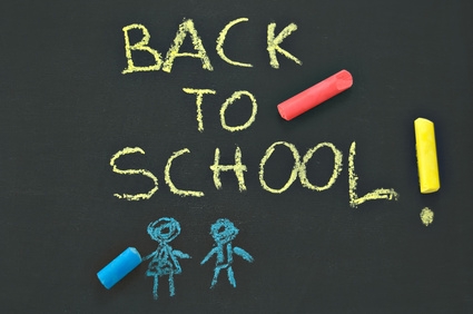 back to school blackboard © rmarinello - Fotolia.com