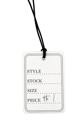low price tag